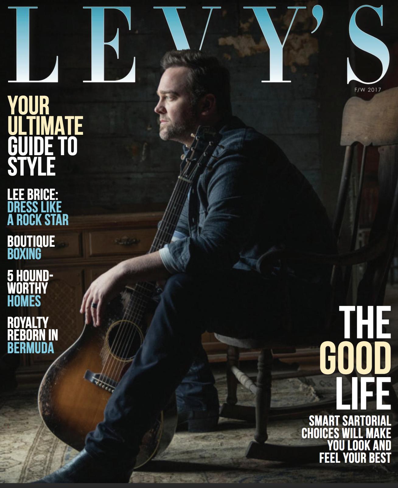 magazine cover f/w 2017